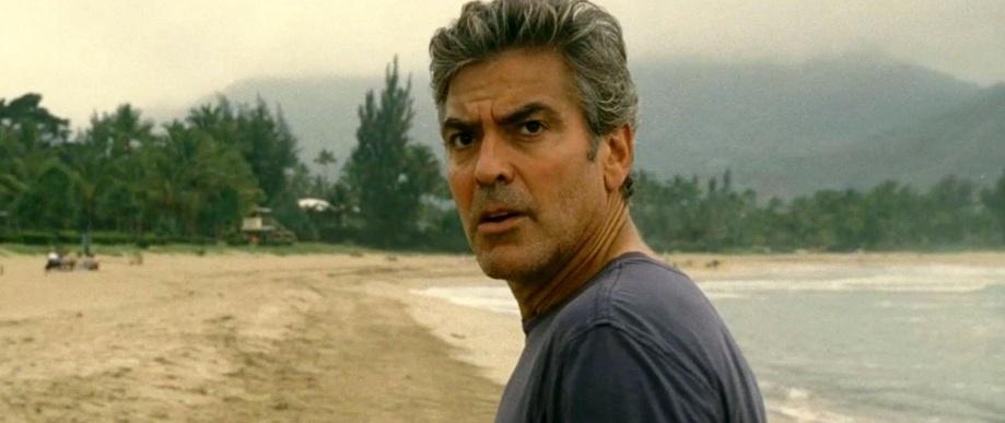 Clooney gleymdi stuttbuxum!
