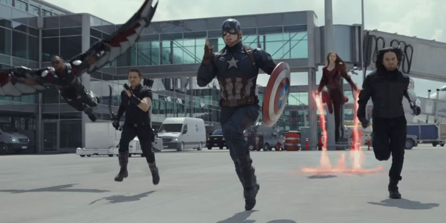 2016 - Civil War